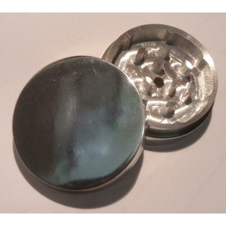 Grinder aluminio simple ( picadora hecha de 1 sola pieza)