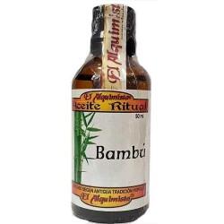 Aceite Bambú