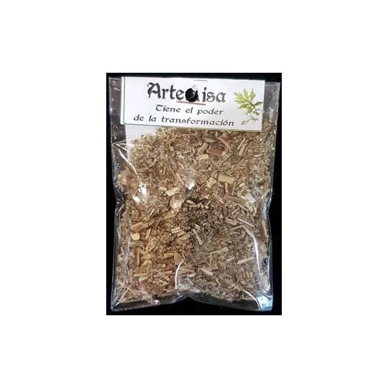 Hierba artemisa, es muy poderosa, Planta Wicca, favorece la videncia, y atrae el amor, Es la planta protectora de la mujer por e