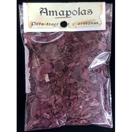 HIERBA AMAPOLAS