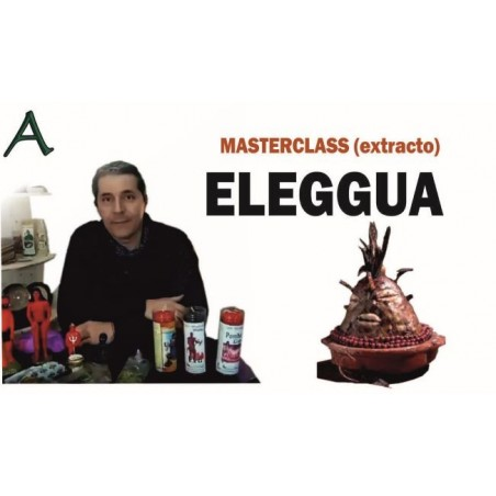 CURSO GRATUITO Eleggua, magia gratis
