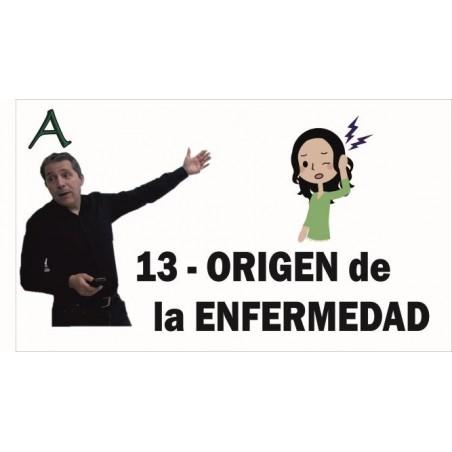 CURSO GRATUITO Origen de la enfermedad magia gratis