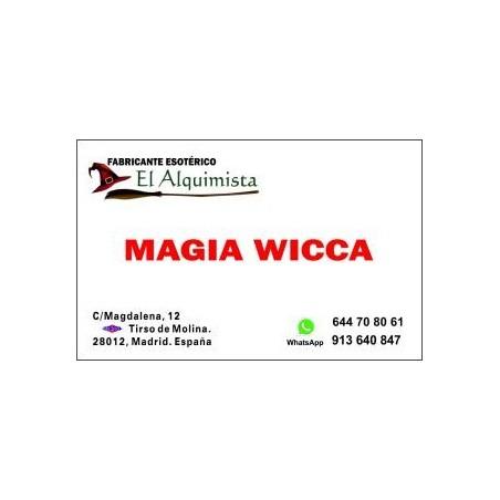 CONSULTA MAGIA WICCA media hora On line Tarot
