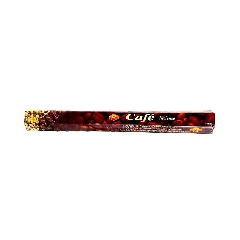 INCIENSO EN VARITA CAFE x 20 unidades