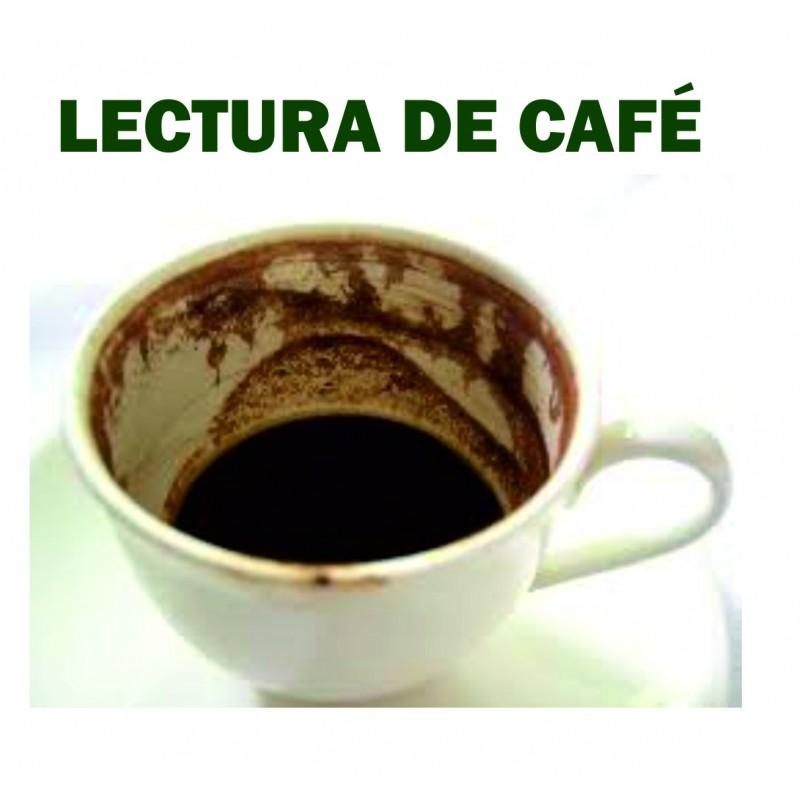 Lectura de café - Pozos de Café