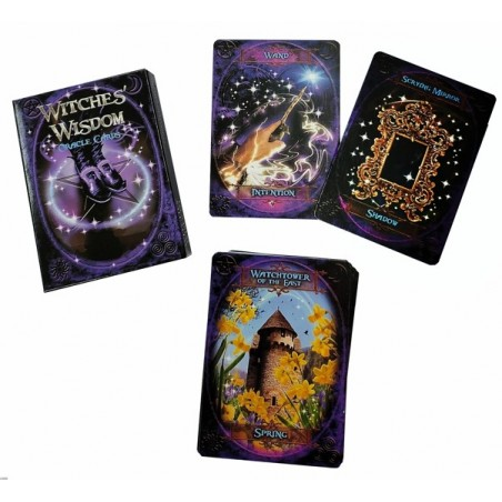 ORACULO WITCHES wisdom BRUJAS DE SABIDURIA, (SUPER OFERTA)