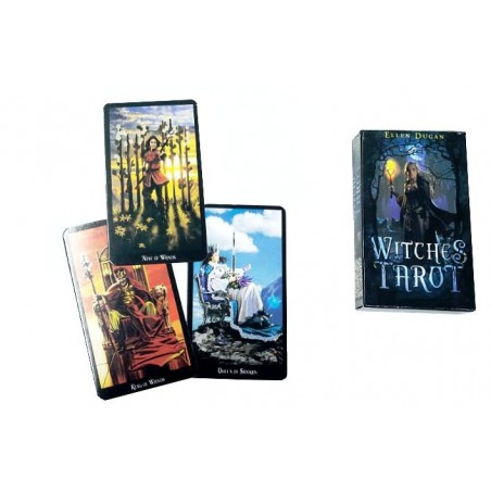 TAROT WITCHES BRUJAS (SUPER OFERTA)