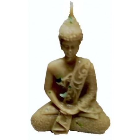 VELA Buda flaco Mini, Paz , meditación relax