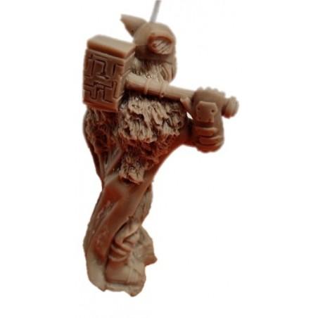 VELAS THOR Dios Vikingo resistencia sexual, protege el matrimonio