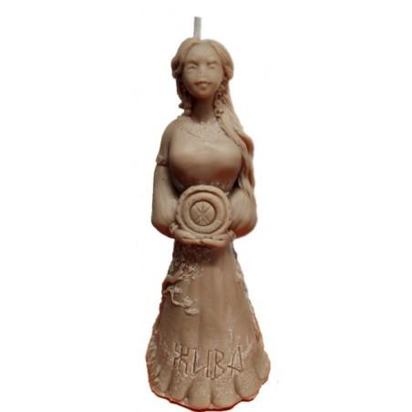VELAS ZHIVANA Diosa Vikinga Diosa de la Vida, el Amor y el Verano.