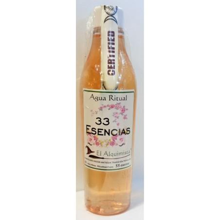 Agua 33 esencias para rituales