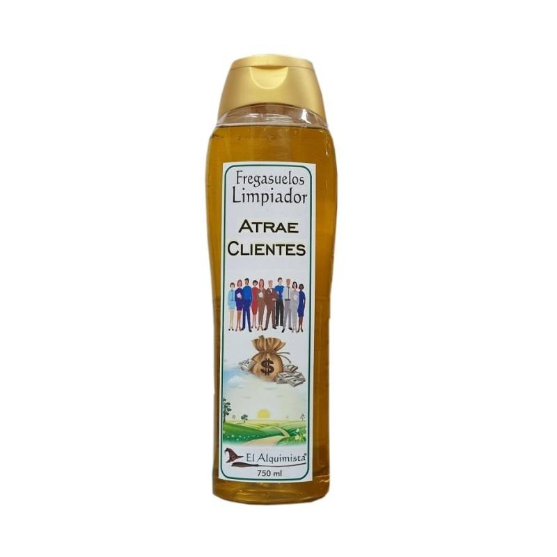 FREGASUELOS ATRAE CLIENTES Wicca 750 ml.
