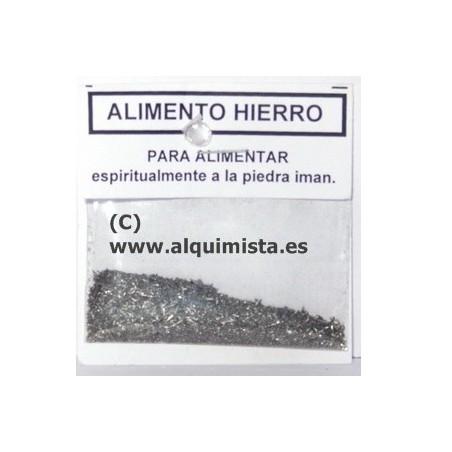 ALIMENTO HIERRO