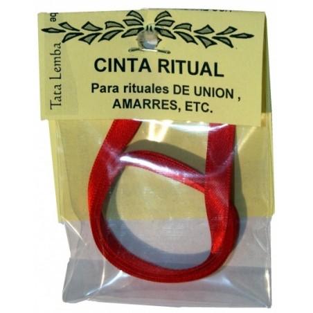 CINTA RITUAL Roja