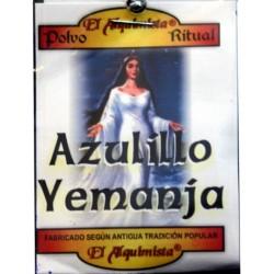 Polvo Azulillo, añil Polvo de Yemanja