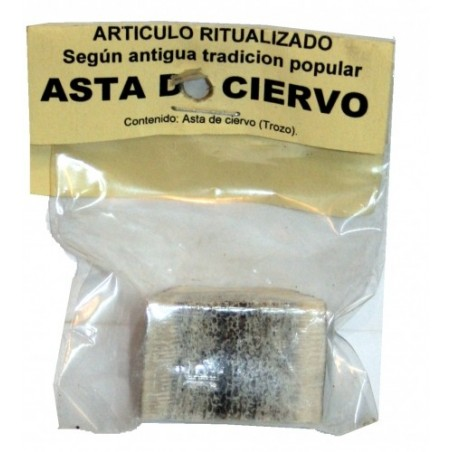 ASTA DE CIERVO (Trozo)
