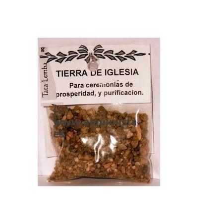 TIERRA DE IGLESIA