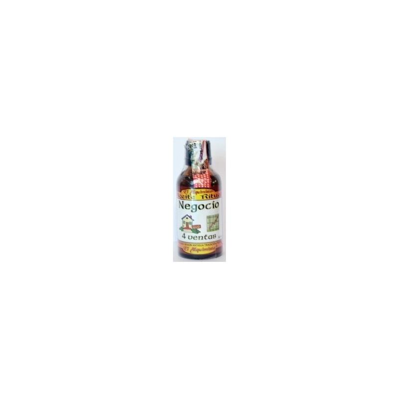Poderoso aceite negocio 4 ventas es un aceite esotérico para atraer suerte en asuntos de ventas, dominar los negocios y atraer