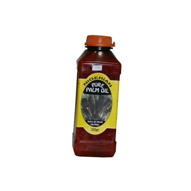 MANTECA DE COROJO 1 litro de NIGERIA ORIGINAL