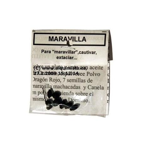 MARAVILLA (Semillas)