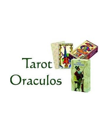 Tarots, Oráculos y Barajas