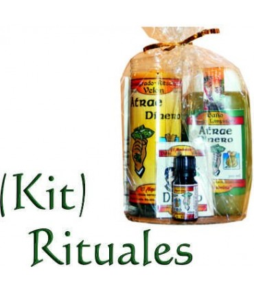 rituales completos ( Kit)