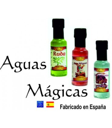 Aguas mágicas